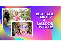 Artists Required For Face Painting Fun Weekend Work