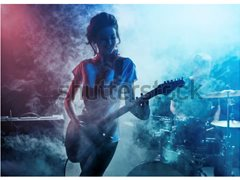 Female Lead Guitarist Required for 3 Month International Contract