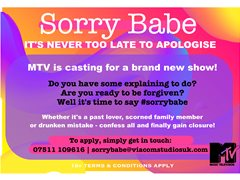 Casting Call for Brand New MTV Series