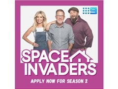 Participants Wanted for Space Invaders Season 2!