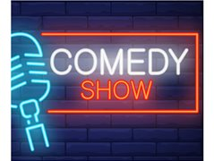 Comedy Show - Heavily Featured VIP Audience Guest