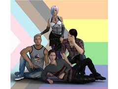 Two Voice Actors Required for Student Project Fictional Podcast (LGBTQAI+)