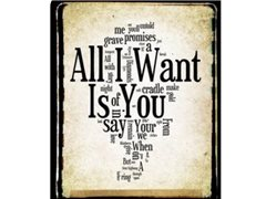 Actors/Actresses Wanted for 'All I Want Is You' TV Pilot