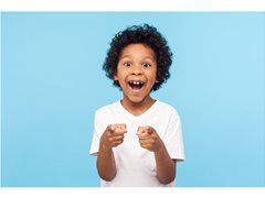 Kids Aged 3-7 Comfortable In Front Of The Camera - $250