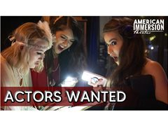 Auditions for The Murder Mystery Co in Cincinnati
