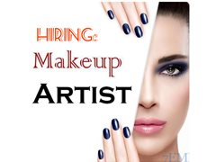 Makeup Artist Required for NYFA Short Film Collab (Screening at Odeon)