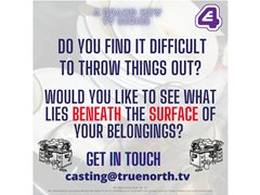 Collectors Needed for New TV Show