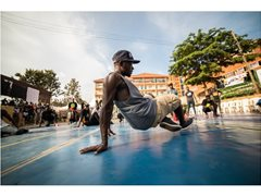 Male Freestyle Dancer Required for Music Video - TOMORROW