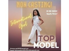Models Wanted for Florida Based Pageant