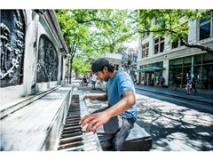 PAID: €30 / hour - Pianist Required for Busking in Dublin