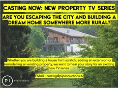 Participants Needed for New Property TV Series