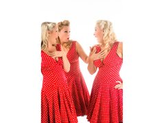 Vocalist for a Well Established 40s & 50s Harmony Group