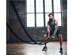 Lead Athletic Male Needed for Fitness Shoot Stock Footage - $400