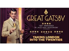 FOH/Bartenders Needed for London Immersive Great Gatsby Show