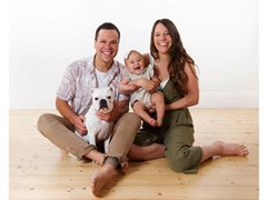 Real Families with Newborn Wanted for TVC Perth