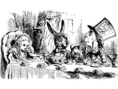 Theatre Actors Wanted for Alice in Wonderland Pantomime