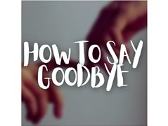 Extras Needed for Student Short Film 'How To Say Goodbye'