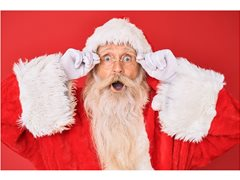 Santa Claus Needed for an Online Christmas Advert! £250