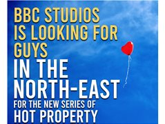 Single Men in North-East for BBC3 Dating Show - Hot Property