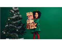 Online Christmas Campaign Requires Child Actor - £100 per hour