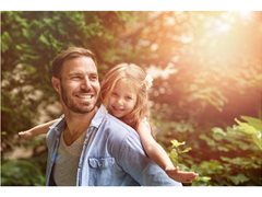Father & Daughter Needed for Online Content Piece - $1000 each