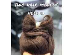 Hair Models Needed for Level 2 Hair Qualification