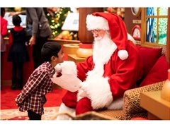 Male Actors Required for Shopping Centre Santa Role - £21p/h