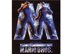 Super Mario Bros ii feature film - Folkestone