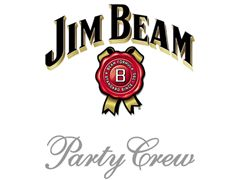 Jim Beam party crew members - New Zealand