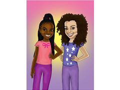 Experienced presenter to teach two 8 year old girls - London