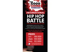 TGST International Hip Hop Battle JHB Audition