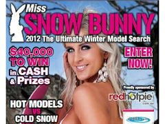 2012 Miss Snow Bunny - The Ultimate Winter Model Search - Sydney