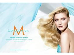 Moroccanoil models needed nationally - South Africa