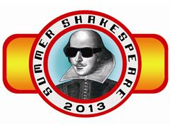 Production Manager - Summer Shakespeare 2013 - Wellington
