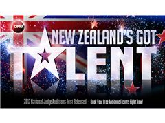 New Zealand's Got Talent Audience Members needed - NZ