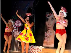 Uk's #1 Katy Perry tribute in urgent need of pro dancers - Sheffield