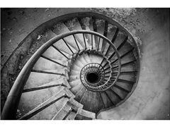 The downward spiral - UK
