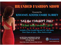 Make-up Artists and Photographer needed for Branded Fashion Show - Croydon