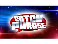 TV contestants for a brand new series of the game show 'catchphrase' - UK