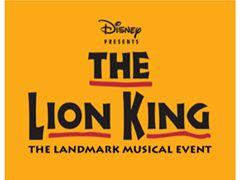 Disney Presents The Lion King discount coupon code for musical tickets in New York, NY (Hard Rock Cafe)