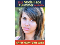 2013 Model Face of Summer Australia