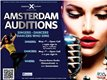 Live performance : Celebrity Cruiselines European Audition Tour
