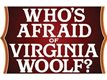 "Actors Required for Edward Albee's ""Who's Afraid of Virginia Woolf?"""