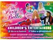 Children's Party Entertainers Required for Regular Well Paid Work