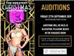 Male & Female Dancers for Xmas Contract 2019