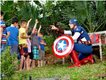 Actors To Play Superhero At Kids Parties - Brisbane Based