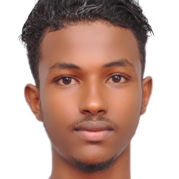 Ethiopian male models pictures