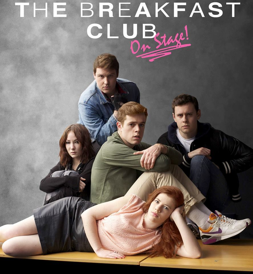 the breakfast club poster the image kid has it. Black Bedroom Furniture Sets. Home Design Ideas