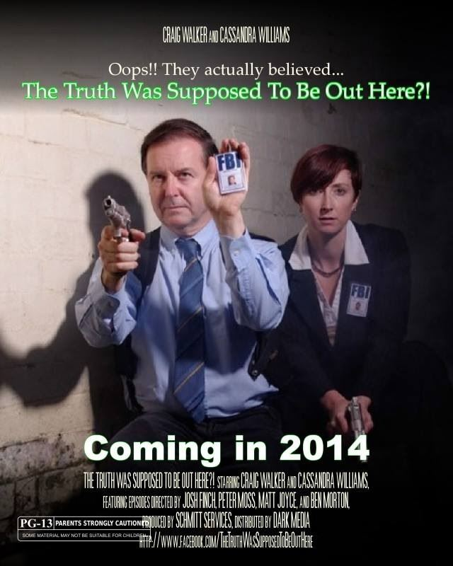 Cassandra Williams - Coming Soon Poster - The Truth Was Supposed To