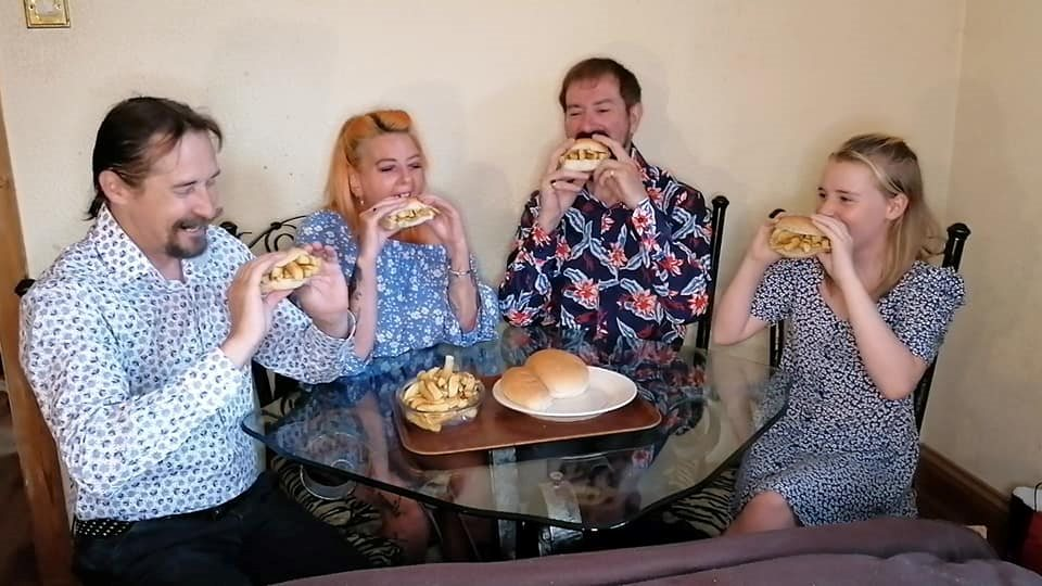all about bread with Shelby Lucy David & Jason